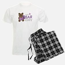 Bear book lover Pajamas