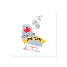 Northwest Territories Last Frontier Sticker