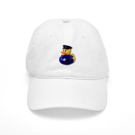 Police Ducky Cap