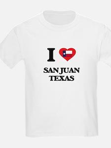 I love San Juan Texas T-Shirt
