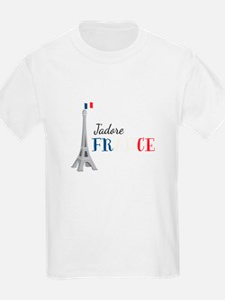 Jadore France T-Shirt