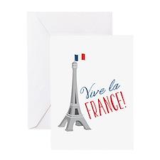 Riva La France Greeting Cards