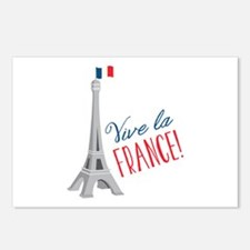 Riva La France Postcards (Package of 8)