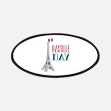 Bastille Day Patch