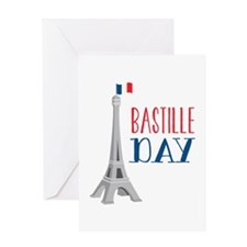 Bastille Day Greeting Cards