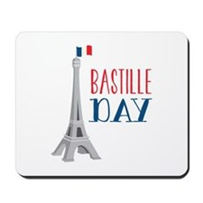 Bastille Day Mousepad