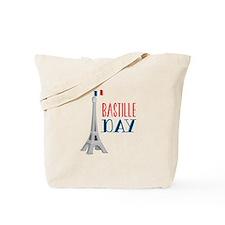 Bastille Day Tote Bag