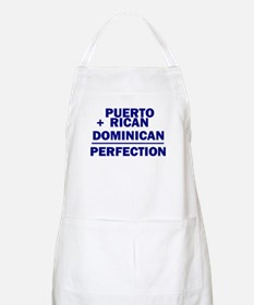 Dominican + Puerto Rican BBQ Apron