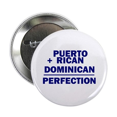 Dominican + Puerto Rican Button