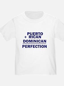 Dominican + Puerto Rican T