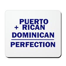 Dominican + Puerto Rican Mousepad
