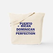 Dominican + Puerto Rican Tote Bag