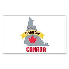 Yukon Territory Canada Decal