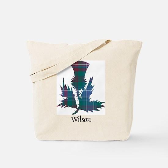 Thistle-Wilson Tote Bag