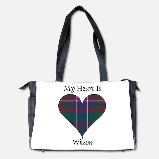 Heart-Wilson Diaper Bag