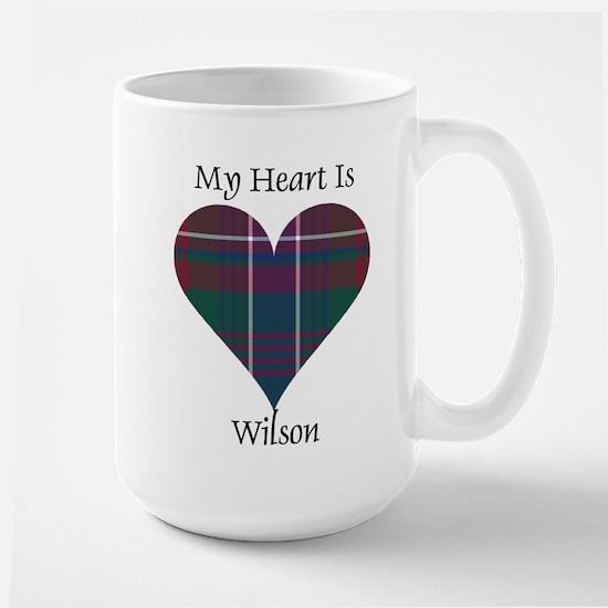 Heart-Wilson Mug