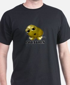 Potato Head with Toes T-Shirt