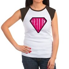 Super Bride PINK Women's Cap Sleeve T-Shirt