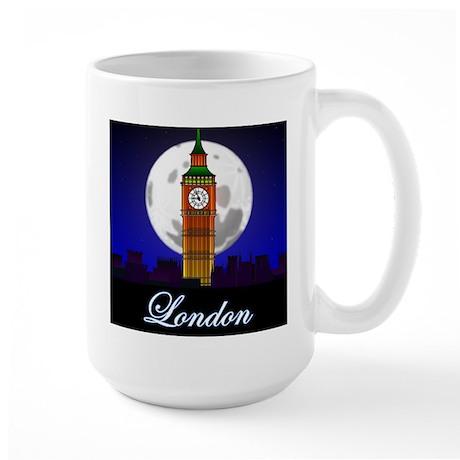 London Large Mug