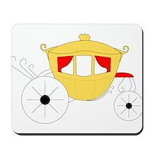 Royal Carriage Mousepad