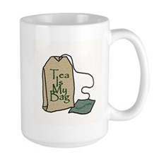 """Tea Is My Bag II"" - Mug"