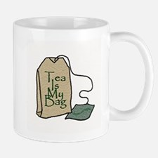 """Tea Is My Bag II"" -"
