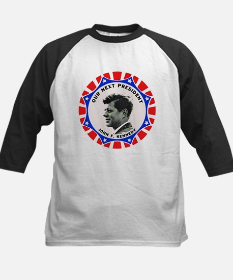 John F. Kennedy : Our Next Preside Baseball Jersey