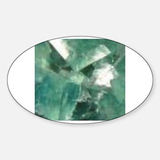 Glimmer Sticker (Oval)