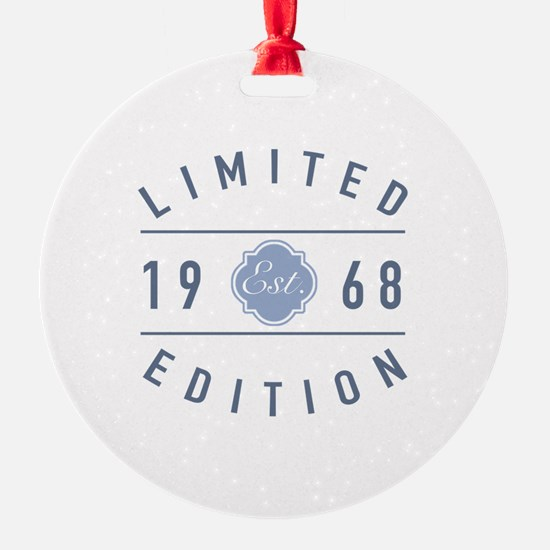 1968 Limited Edition Ornament