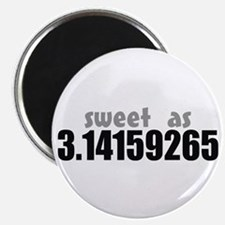 Sweet as Pi Magnet