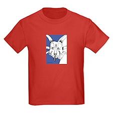 Spiky Blue Styracosaurus! T