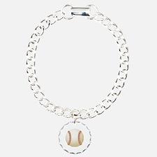 Baseball Ball Bracelet
