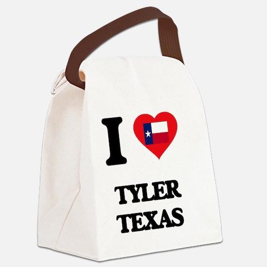 Unique Tyler Canvas Lunch Bag