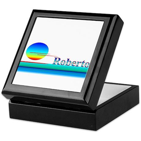 Roberto Keepsake Box