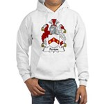 Perton Family Crest Hooded Sweatshirt