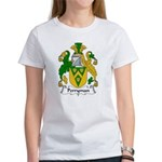 Perryman Family Crest Women's T-Shirt
