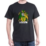 Perryman Family Crest Dark T-Shirt
