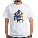 Percy Family Crest White T-Shirt