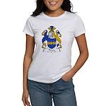 Percy Family Crest Women's T-Shirt