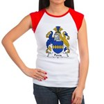 Percy Family Crest Women's Cap Sleeve T-Shirt