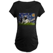 Starry Night Mastiff T-Shirt