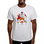 Pepper Family Crest Light T-Shirt
