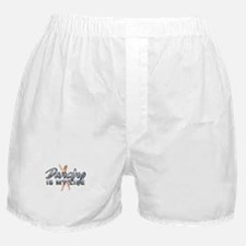 Dance is My Life Boxer Shorts