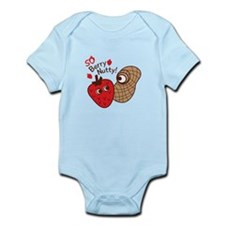So berry nutty Body Suit