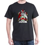 Peperell Family Crest Dark T-Shirt