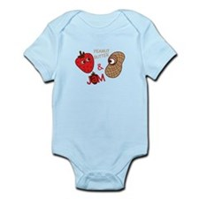 Peanut butter and jam Body Suit