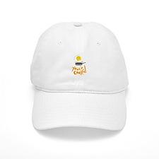 Youre cooked egg Baseball Baseball Cap