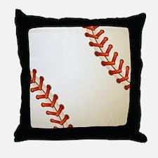 Baseball Ball Throw Pillow