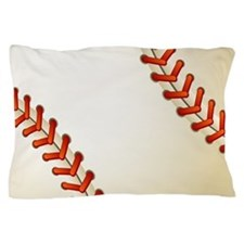 Baseball Ball Pillow Case