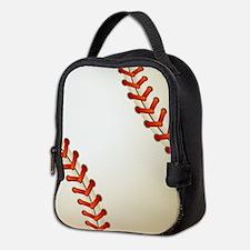 Baseball Ball Neoprene Lunch Bag